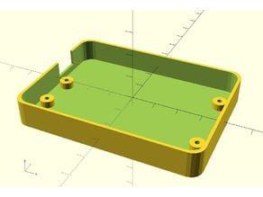 Caja para placa CPLD MAX II de LC Technology