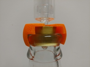 Stronger Carboy Stopper Clamp