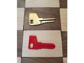 Beth's Oblong Key