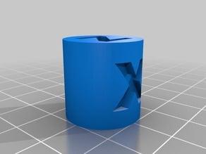 20 mm calibration cylinder
