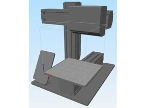 Snapmaker Simplify3D Model