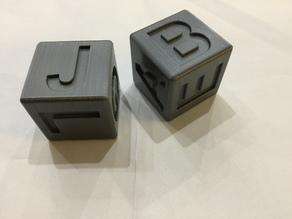 Alphabet Play Blocks