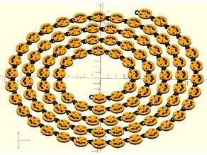 Pumpkin chain