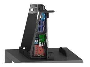 Anet A8 Electronics Enclosure (Octopi, Relay, Mosfets, and Power Converter Module)