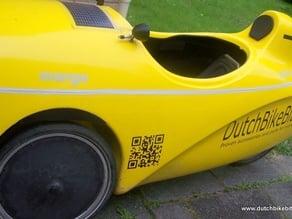 Sinner Mango Velomobile wheel arch aerodynamic improvements