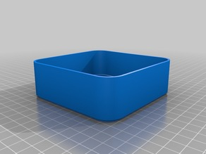 StackBoxes in different Sizes with Spacer and Lid
