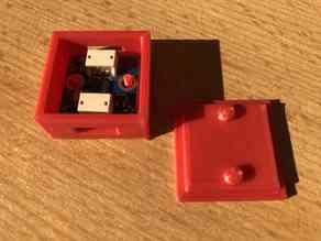 Alexmos / Basecam 3 axis 32bit Board IMU Case