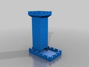 D&D Dice Tower