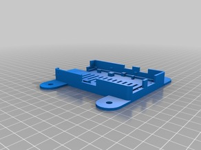Raspberry PI Case with Mounting