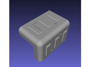 Flight case / Speaker case corner protector