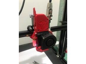 Formbot / Vivedino Raptor V1 BMG Extruder Upgrade