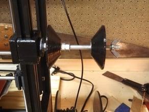 Lulzbot Universal Filament holder