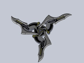 Warframe Hikou Prime
