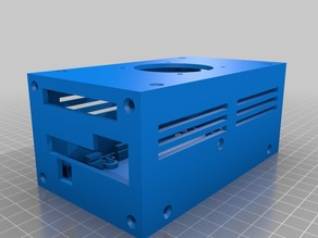 Case for Arduino Mega R3 and RAMPS 1.4