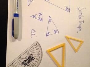 Similar Triangles!!! (Sim Trig)