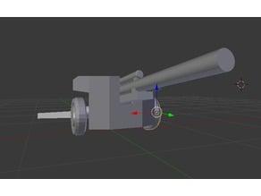 M5 field gun