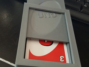 UNO Cards Case with Slide in Cover