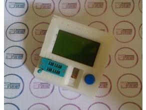 LCR-T4 ESR Meter Case Redesigned