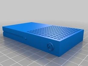 case xbox 360 wireless receiver homemade