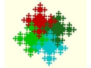 Fibonacci tiles