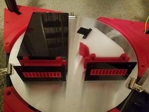 Delta Printer Electronics Cooling Unit