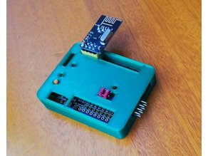 STM32F103C8T6 Super Blue Pill Case