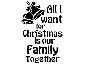 Christmas Want Plaque
