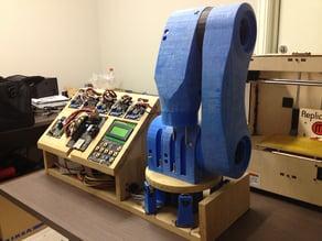 4 DOF 3D Printed Robotic Arm