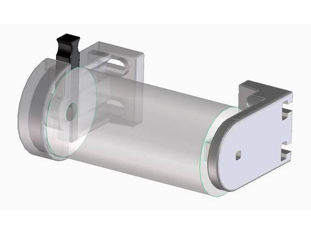 Ikea Rollo Verdunkelung holder for ikea jalousie rollo verdunkelung by dudu665 thingiverse