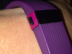 Button for FitBit Charge HR
