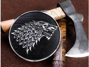 House Stark Sigil Game Of Thrones