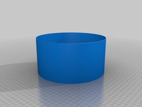 Circle R100 1Perimeter for Spiral Printing