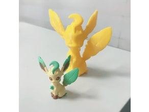 Pokemon Leafeon 리피아