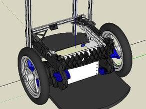 Langhorne - differential drive robotic base