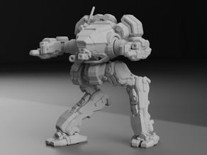 NSR-9J Nightstar for Battletech