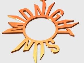 Midnight Sun Pendant
