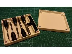 Tap Drill Handle/Adapter + Box