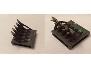 Anti-Calvary Spikes Iteration 2