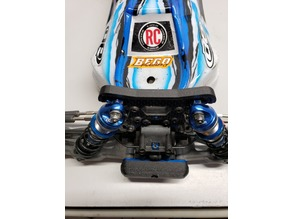 Shock tower Team associated B64