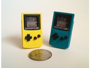 Mini NIntendo Gameboy Color