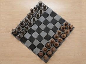 Adafruit 3D Printed Chess Set