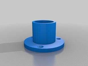 Customizable pipe holder