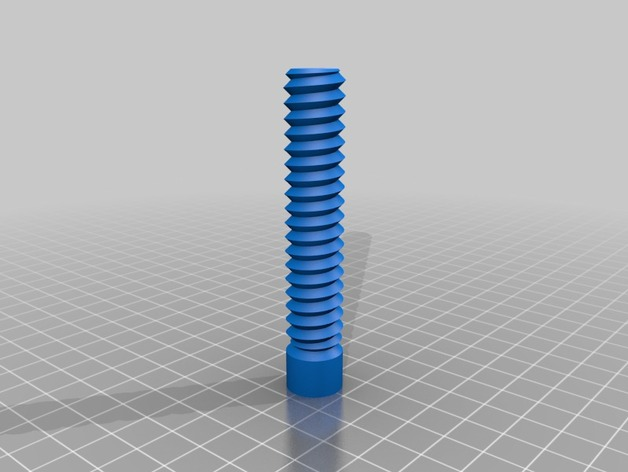 Logitech G27 longer shifter bolt by aricblunk - Thingiverse
