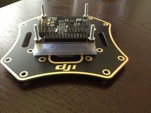 DJI F450 Controller Mount