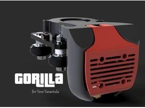 Gorilla Fan Duct 5015 blower - Tevo Tarantula