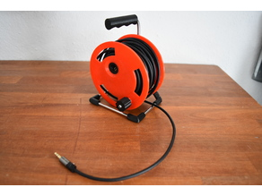 Audio Cable Spool