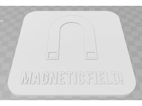 Magnetic Field Signage