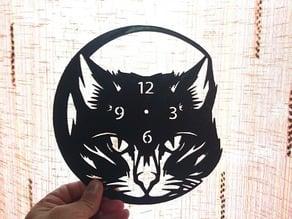 Reloj gato v3