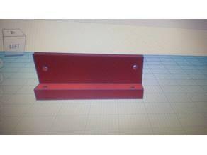 40mm L-Fan bracket-mount