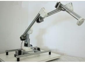 MECADUINO 5-axis robotic arm